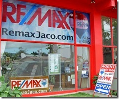remax jaco real estate office