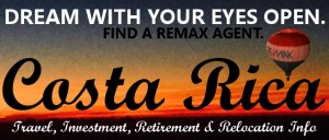 Invest, Retirement, Relocation, Real Estate Information, Jaco Beach Real Estate Office, REMAX Agent