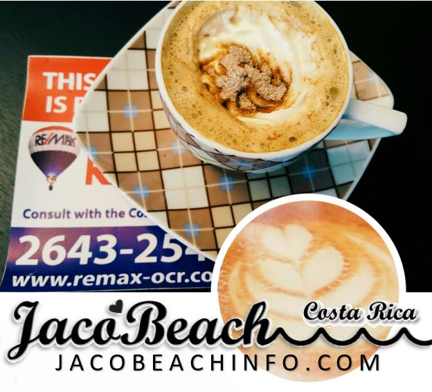 remax jaco beach coffee shops and breakfast