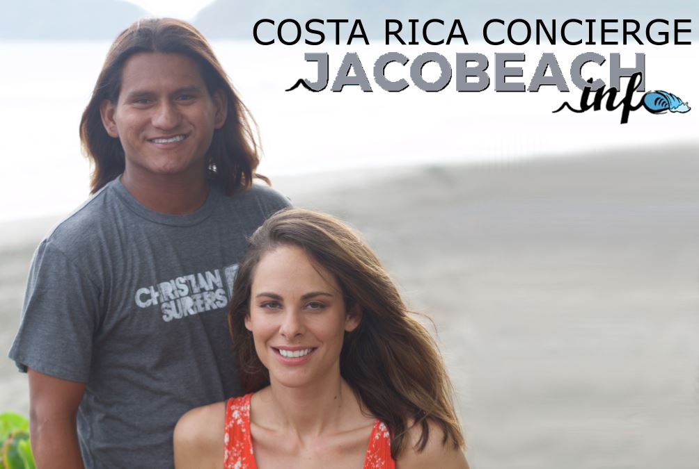 jair and amanda perez costa rica conierge jaco beach info